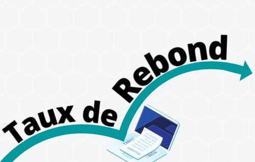 Taux de rebond site e-commerce