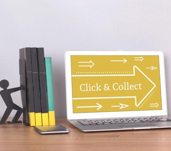 Mise en place d'un Click & Collect