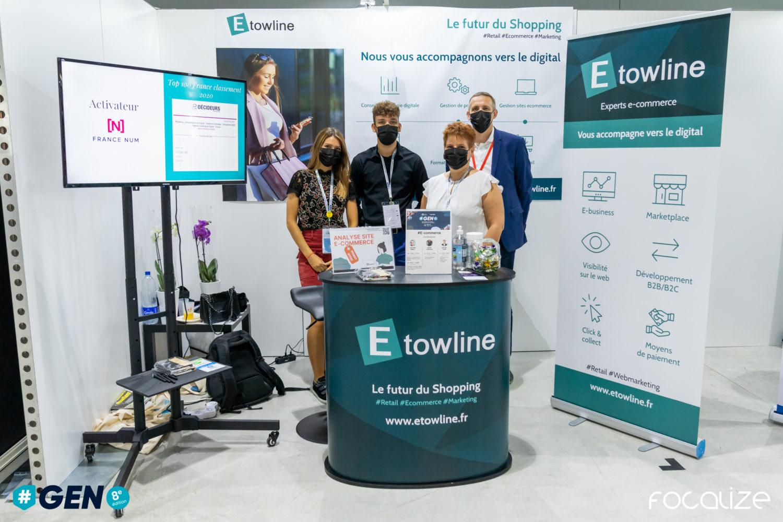 ETOWLINE - Label transition digitale Région Grand Est