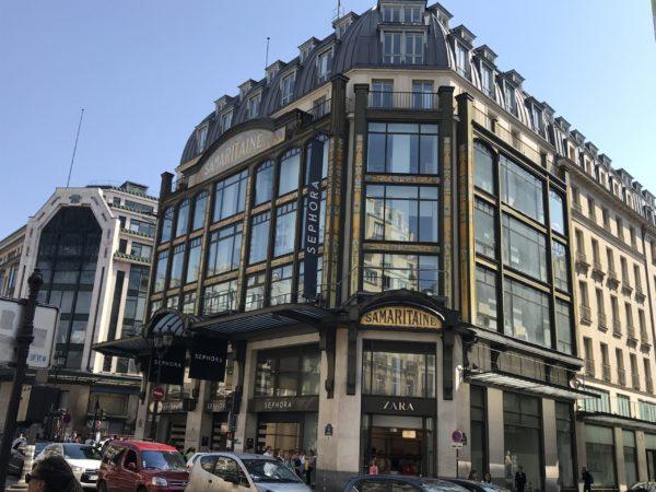 La Samaritaine (Paris) - Etowline