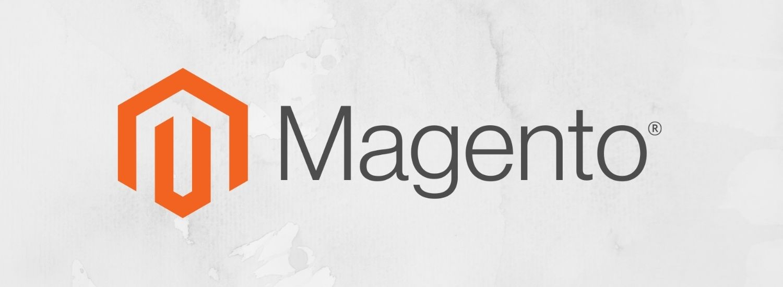 CMS e-commerce Magento