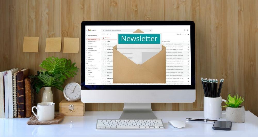Accompagnement et mise en place d'une newsletter