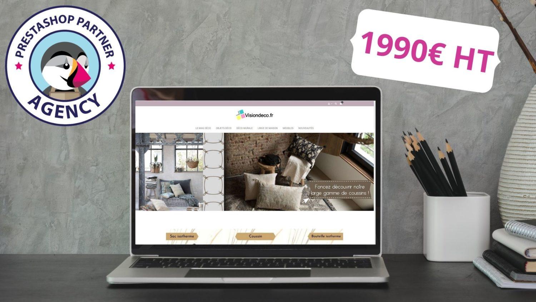 Offre relance site Prestashop-Etowline