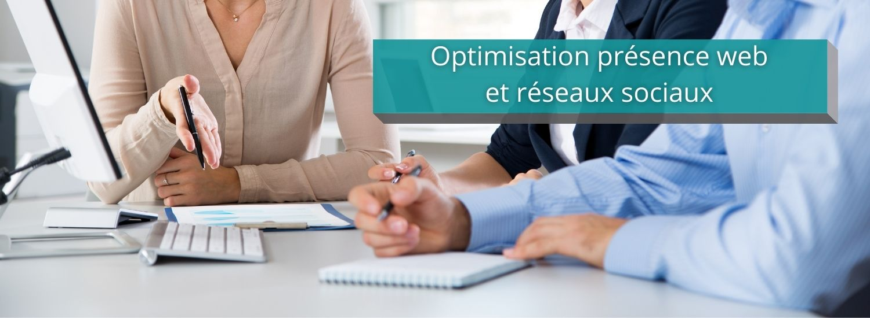 optimisation présence en ligne